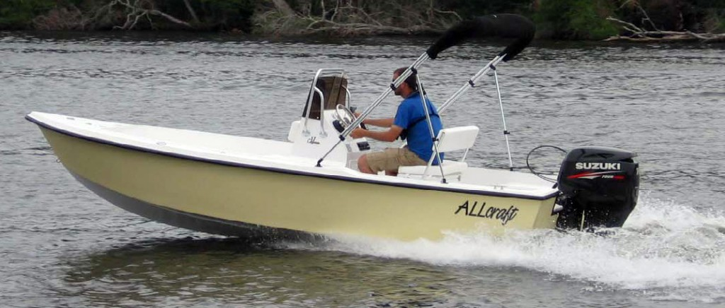 Alcraft Caymen 17 with a Suzuki Outboard image