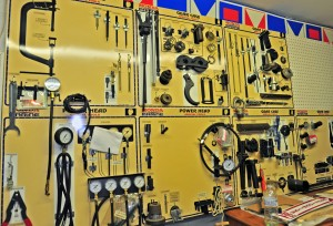 photo of honda specialist tools